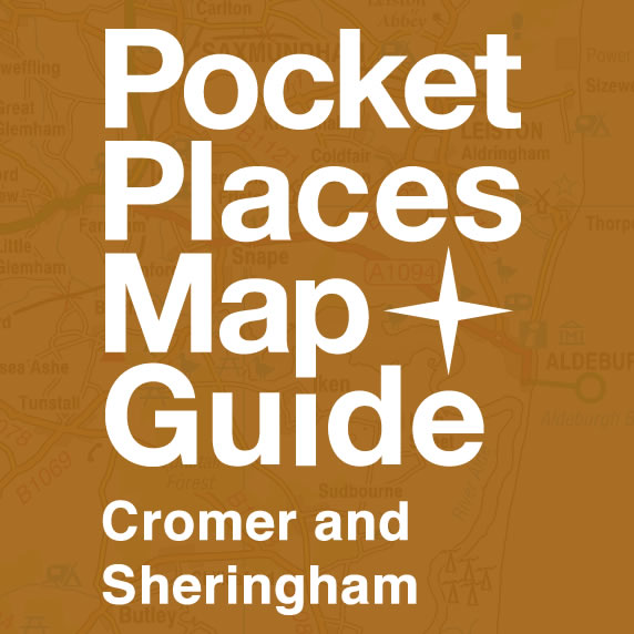 Cromer Sheringham Map and Guide
