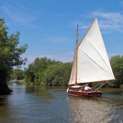 Pocket Norfolk Broads